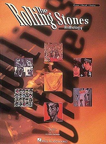 9780793536481: Rolling Stones - Anthology