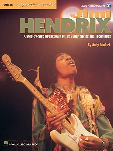 9780793536597: Jimi Hendrix: Signature Licks