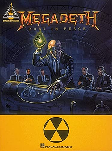 9780793536658: Megadeth: Rust in Peace