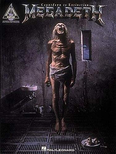 9780793536665: Megadeth - Countdown to Extinction (Guitar Recorded Versions)