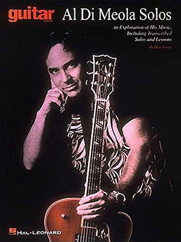 9780793536719: Al Di Meola Solos (Guitar School)