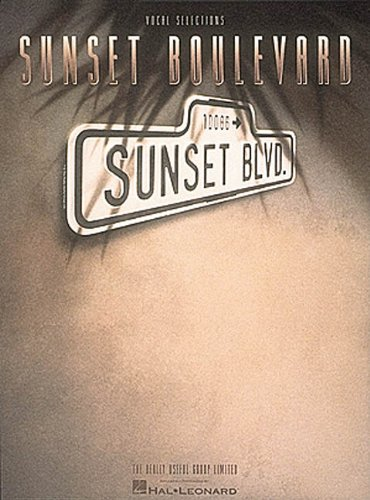 9780793536917: Sunset Boulevard Vocal Selections