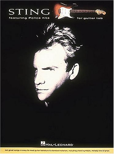9780793537242: Sting for Guitar Tab*