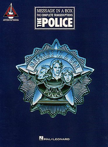 9780793537716: The Police: Message in a Box : The Complete Transcriptions