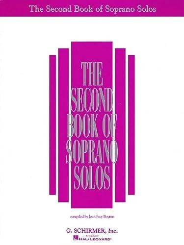 9780793537990: The Second Book of Soprano Solos