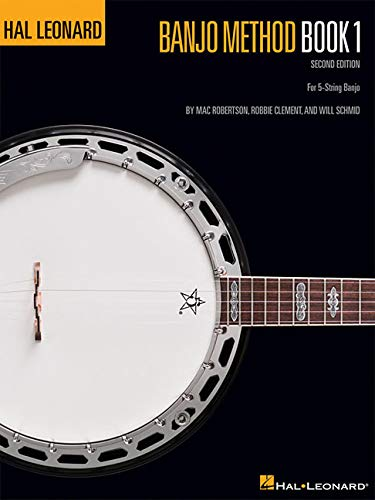 9780793538409: Banjo Method: For 5-string Banjo: 1