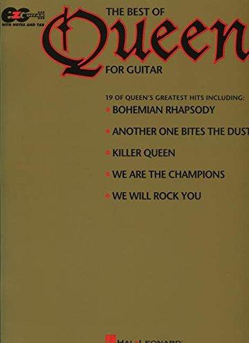 9780793538485: The Best of Queen for Guitar (EZ Guitar)