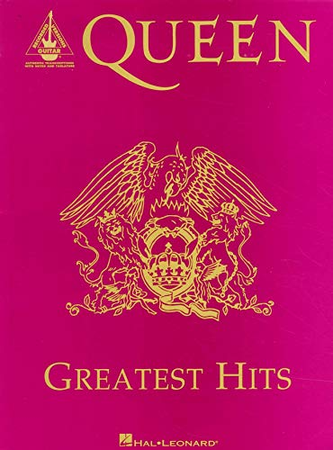 9780793538508: Queen - Greatest Hits (Guitar Recorded Versions)