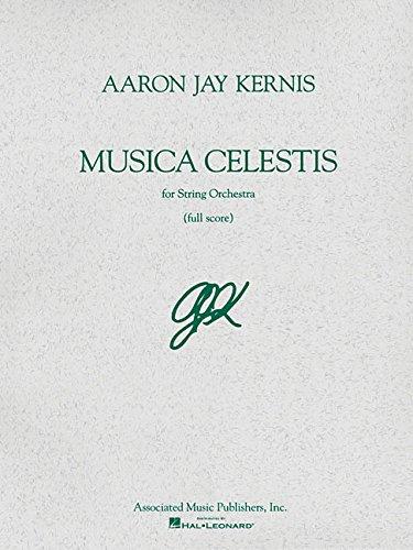 9780793538683: Aaron Jay Kernis: Musica Celestis (Full Score)
