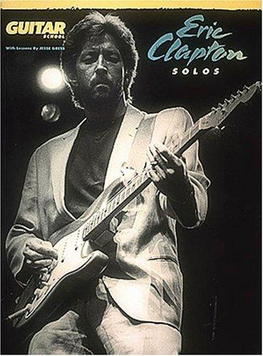 9780793538829: Clapton Eric Guitar School