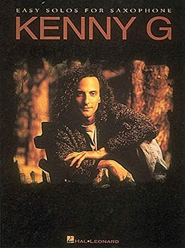 9780793539055: Kenny G - Easy Solos for Saxophone
