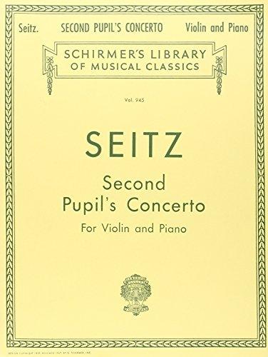 9780793539123: Pupil'S Concerto No. 2 in G Major, Op. 13