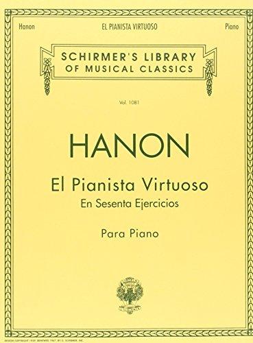 9780793539147: El Pianista Virtuoso in 60 Ejercicios - Complete: Piano Technique