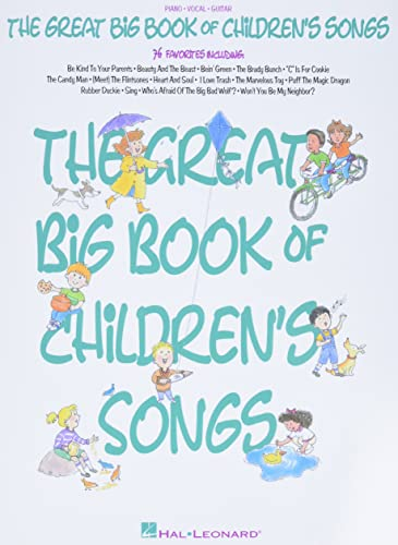 9780793539185: The Great Big Book of Children's Songs