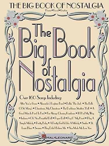 9780793539277: The Big Book of Nostalgia (Big Books of Music)
