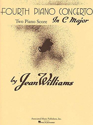 Fourth Piano Concerto in C Major: Piano Duet: AMP EDITION 5