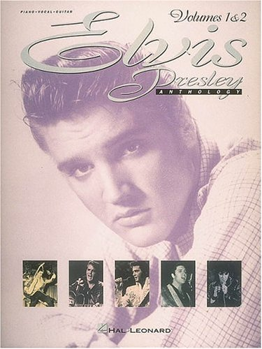 Elvis Presley Anthology - Boxed Set (Piano/Vocal/Guitar Artist Songbook) (0793540410) by Elvis Presley