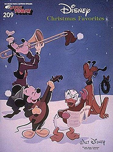 9780793540679: Disney Christmas Favorites: E-Z Play Today Volume 209