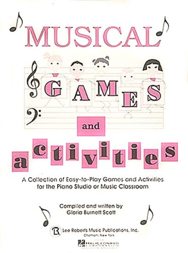 9780793540716: Musical Games and Activities