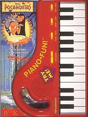 9780793540877: Disney's Pocahontas: Piano Fun! : Ez-Play Songbook