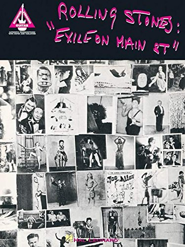 9780793540945: Rolling Stones - Exile on Main Street (Guitar Recorded Versions S)