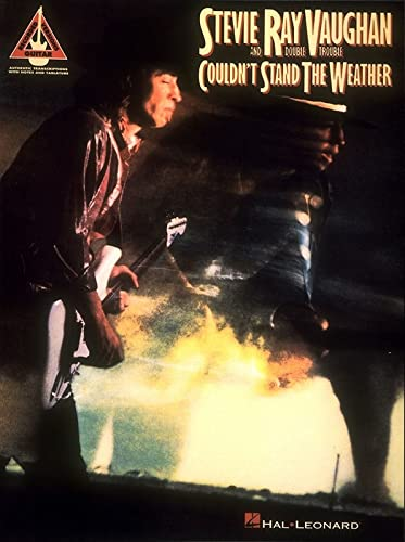 9780793542031: Stevie Ray Vaughan: Couldn't Stand the Weather