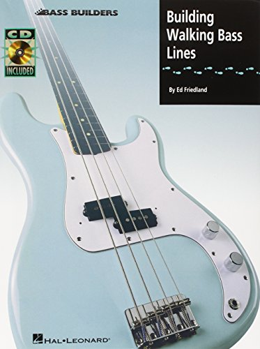 9780793542048: Building Walking Bass Lines (Bass Builders) Bk/Online Audio