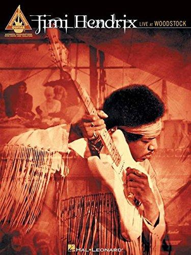 9780793542093: Jimi Hendrix - Live at Woodstock