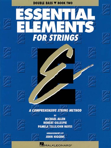 9780793543007: Essential Elements for Strings - Book 2 (Original Series): Double Bass