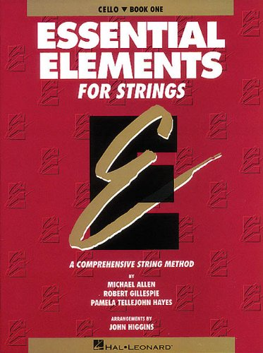9780793543052: Essential Elements for Strings - Book 1 (Original Series): Cello