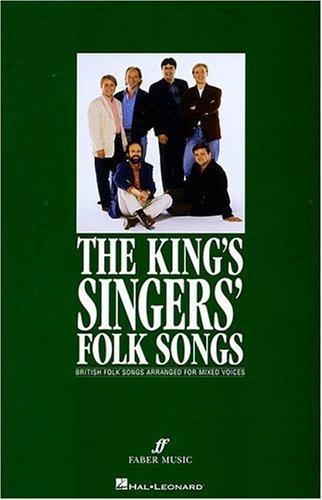 9780793543083: FOLK SONGS THE KING'S SINGERS'