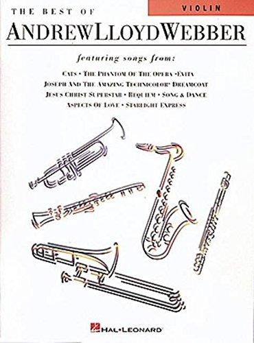 The Best of Andrew Lloyd Webber [Violin]: Composer-Andrew Lloyd Webber