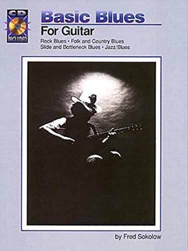 9780793543205: Basic Blues For Guitar Tab Book/Cd
