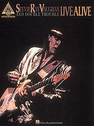 9780793543816: Stevie Ray Vaughan: Live Alive