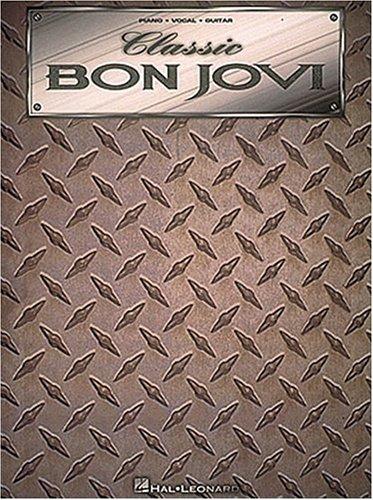 9780793543922: Classic Bon Jovi