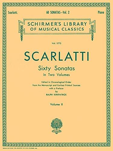 9780793543960: 60 Sonatas: Piano Solo: 2
