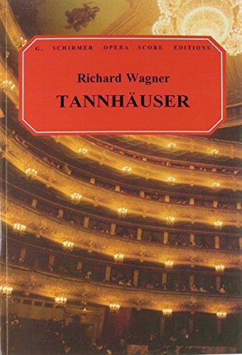 Tannhauser: Vocal Score: MacFarren, Natalia