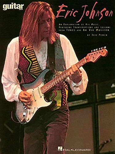 9780793544172: Eric Johnson: Guitar School