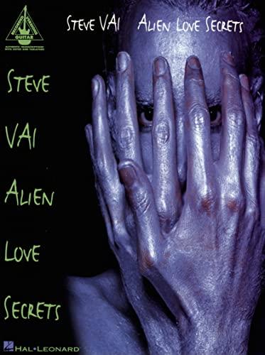 9780793544493: Steve Vai - Alien Love Secrets (Guitar Recorded Versions)