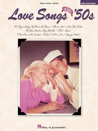 9780793544578: Love Songs of the '50s