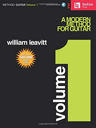 9780793545117: Modern Method for Guitar - Volume 1