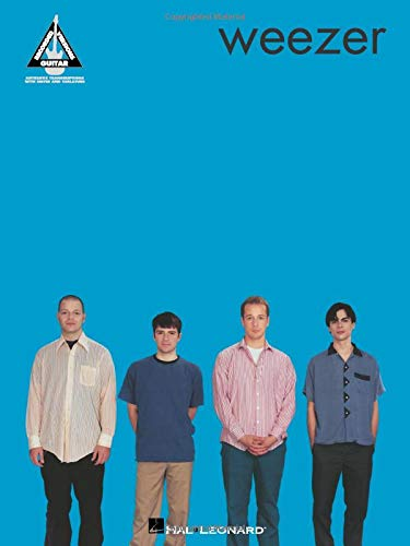 9780793545810: Weezer (The Blue Album)