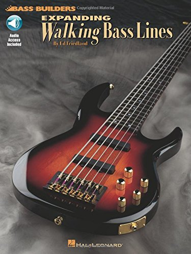 9780793545865: Expanding Walking Bass Lines (Bass Builders)