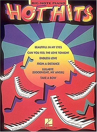 Hot Hits For Big Note Piano: Creator-Hal Leonard Corp.
