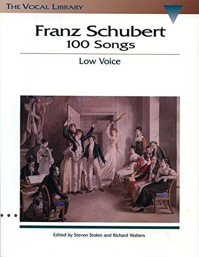 9780793546435: Franz Schubert - 100 Songs (Vocal Library)