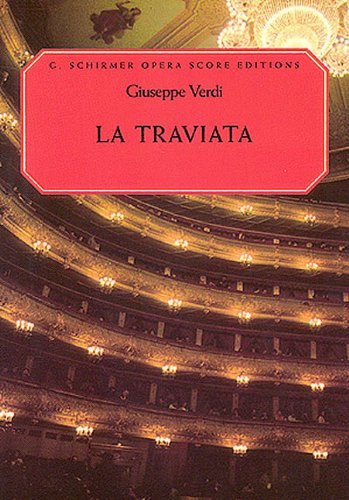 9780793547067: La Traviata: Vocal Score
