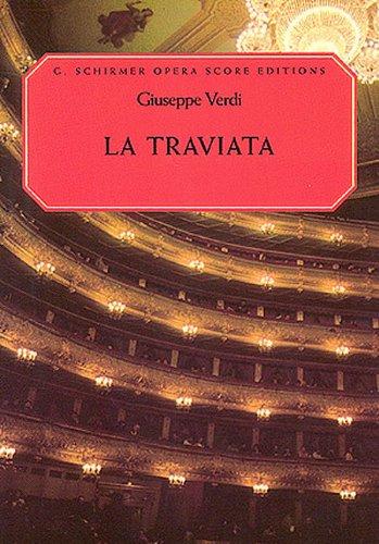 9780793547067: La Traviata: Vocal Score