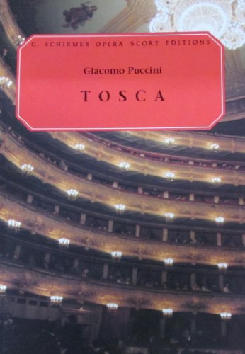 9780793547081: Tosca: Vocal Score