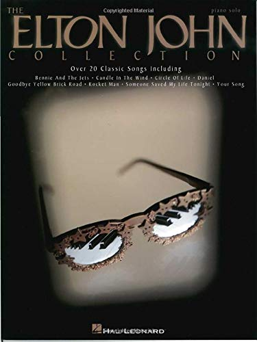 9780793547197: The Elton John Piano Solo Collection