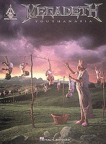 9780793547371: Megadeth: Youthanasia
